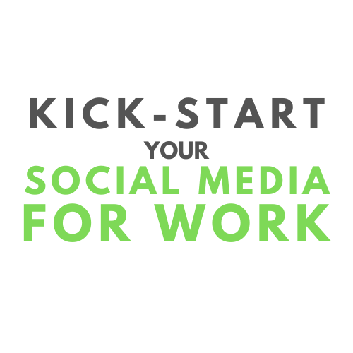 Kick-start Your Social Media for Work